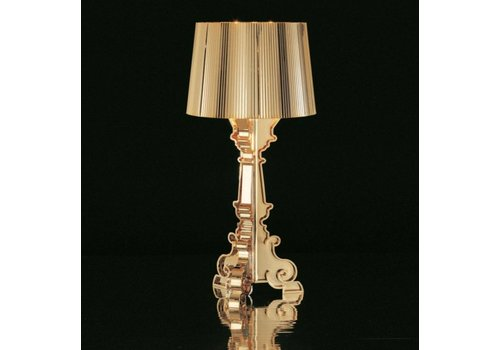 Kartell Bourgie lamp Goud