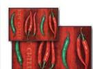 Hot chili schoonloopmat