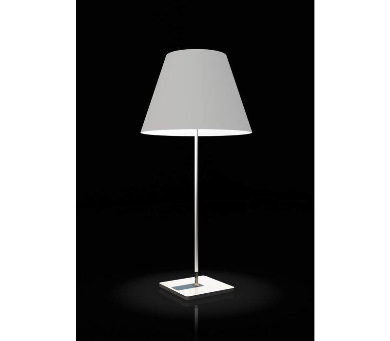 One staande lamp