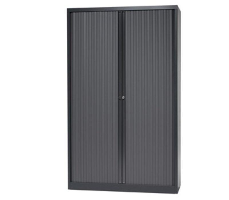 Metalen roldeurkast/rolluikkast 100 of 120b x 163h (metaal)