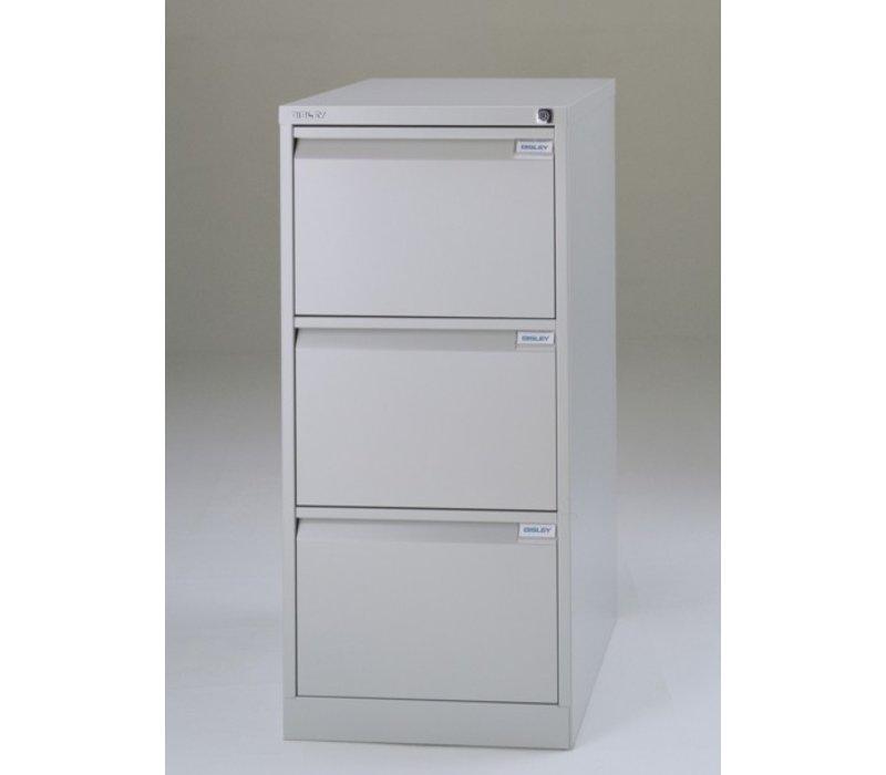 Armoire à rangement suspendu - 3 tiroirs - A4