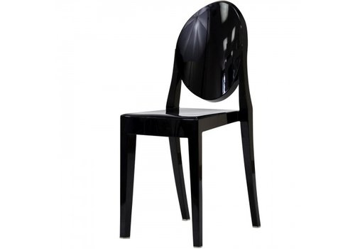 Kartell Victoria Ghost chaise