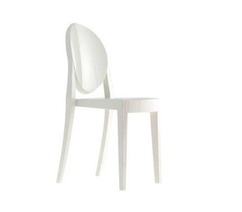 Victoria Ghost stoel ondoorzichtig