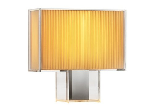 Kartell Tati lamp zwart of oranje