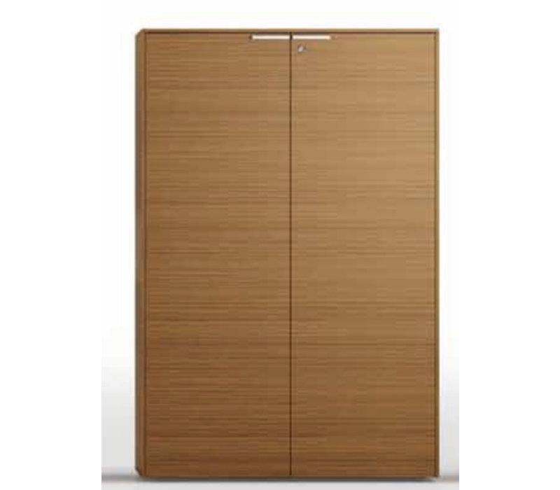 d100 armoire moyenne en placage