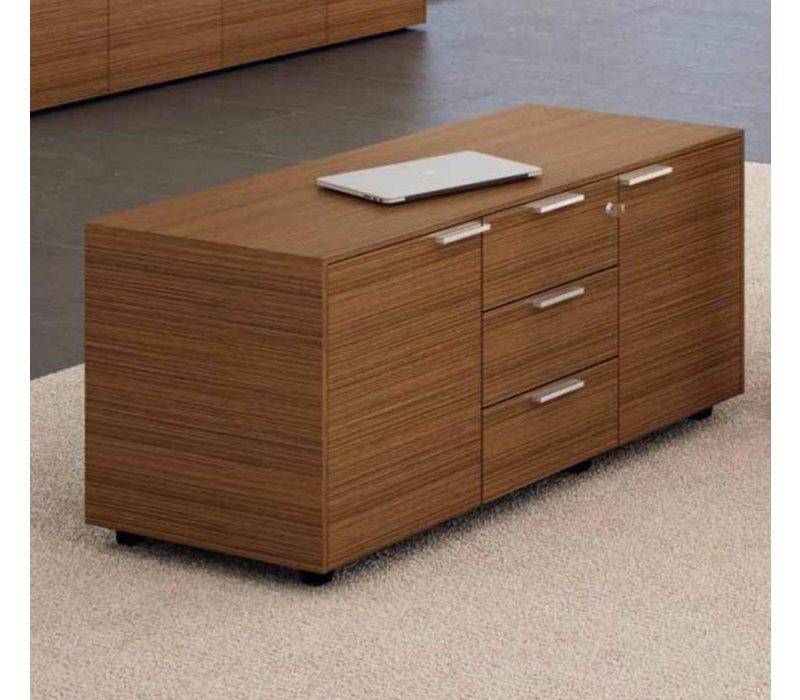 d100 meuble de service en placage