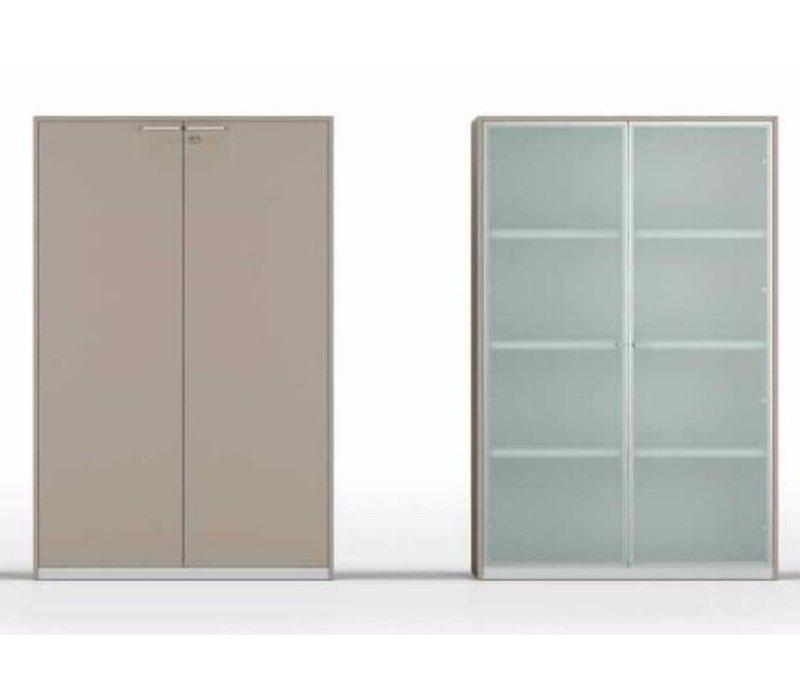 A100 armoire Moyenne en mélamine