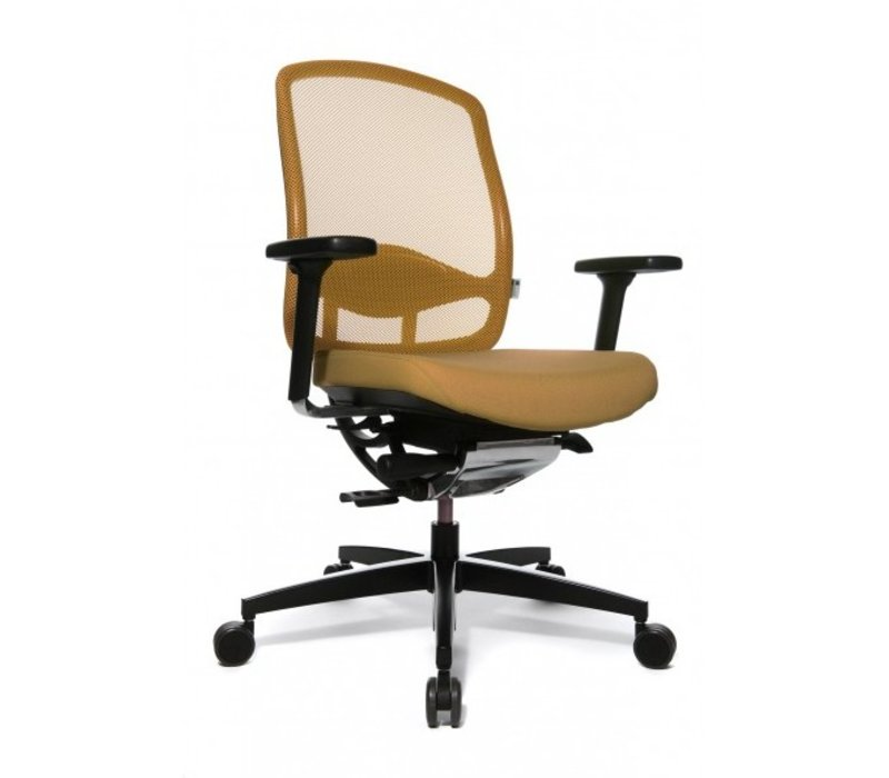Bureaustoel Met Armleuning.Wagner Alumedic 5 Bureaustoel Met Armleuning