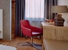 W Cube 1 lounge stoel