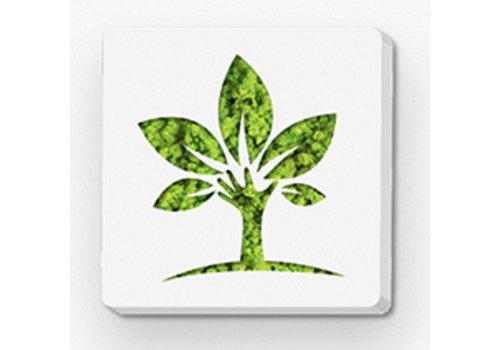 GreenOffice Pictogramme en mousse - Eco