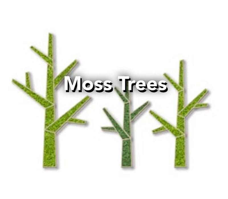 Akoestische Moss trees