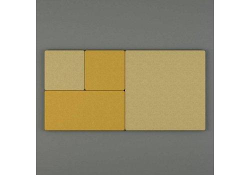 Glimakra Global élément acoustique - carré