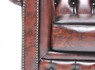 Original Antiek fauteuil