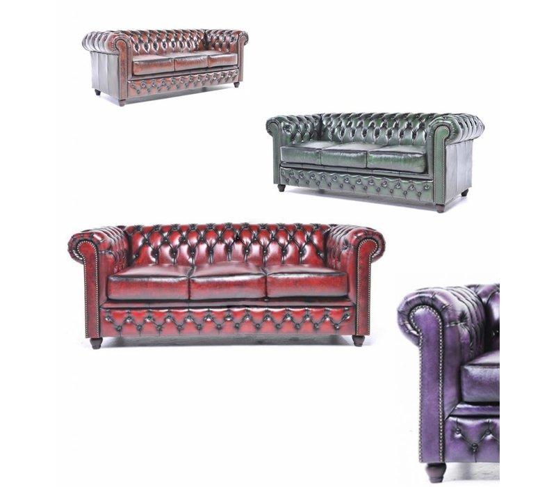 Original Antique canapé 3 places