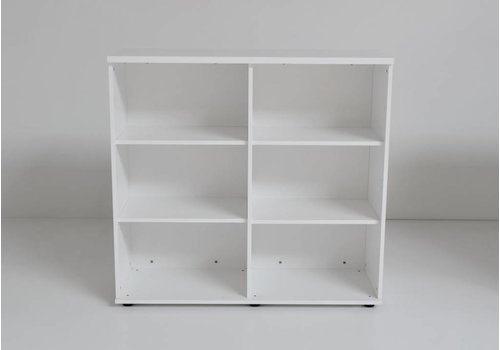 Mdd Basic étagère double 113h cm