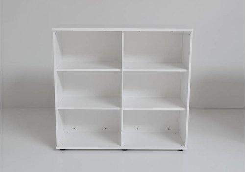 Mdd Basic Open kast dubbel 113h cm