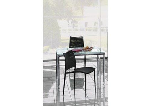 Bosse S-Line bureau ou table de conférence, carré 100cm