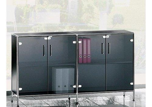 Bosse S-Line armoire basses en verre