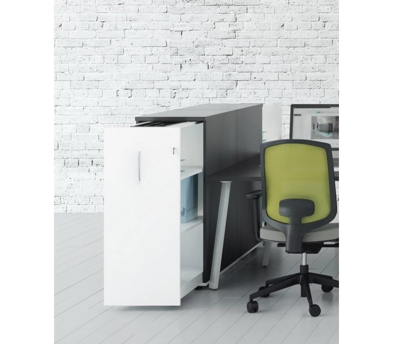 Beste Cargo kast met slot - Brand New Office KE-82