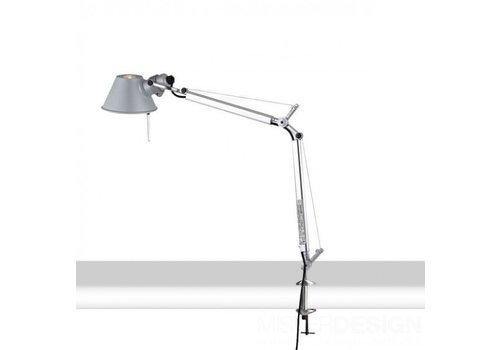 Artemide Tolomeo bureaulamp met klem