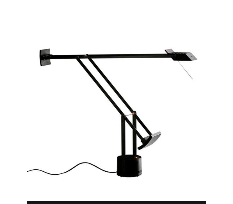 Tizio Classic bureaulamp LED zwart
