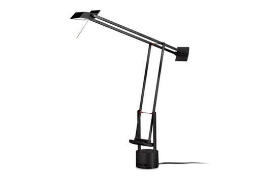 Artemide Tizio Classic bureaulamp LED zwart