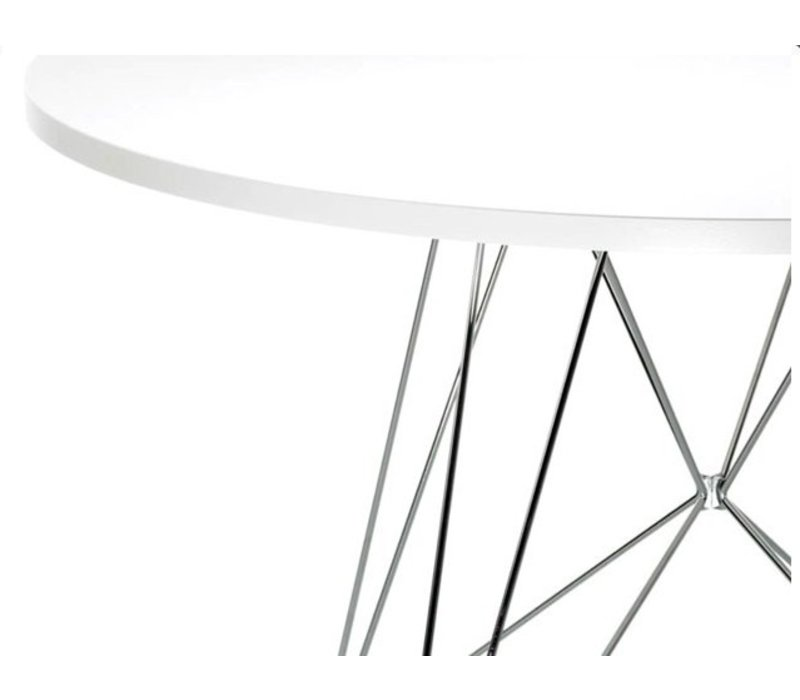 XZ3 tafel rond