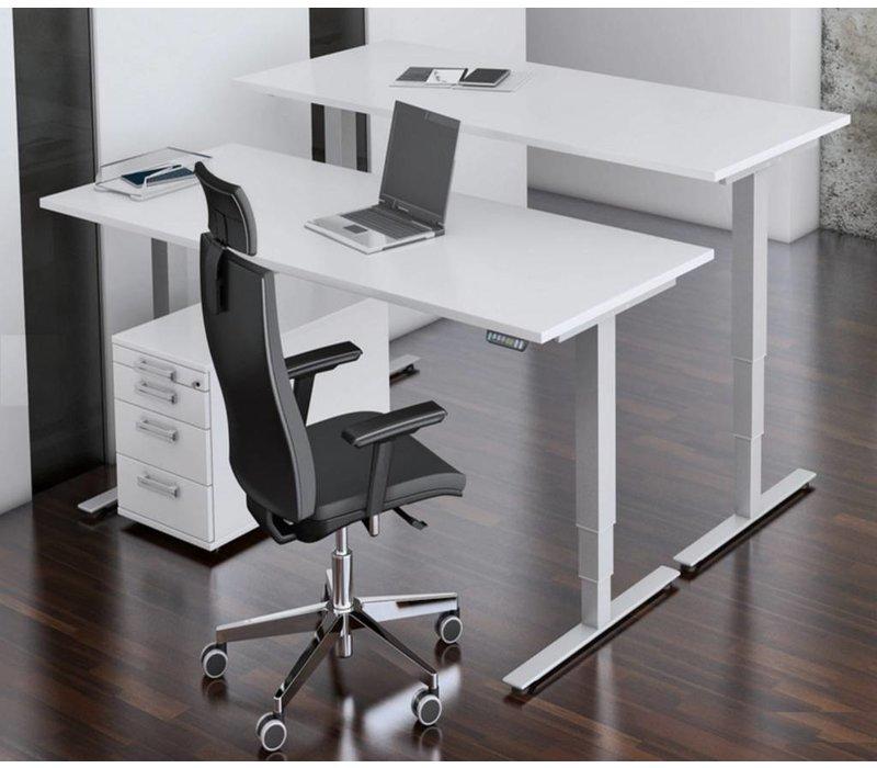 Officina bureau assis-debout réglable électriquement
