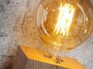 Kobe lampe à poser socle carré