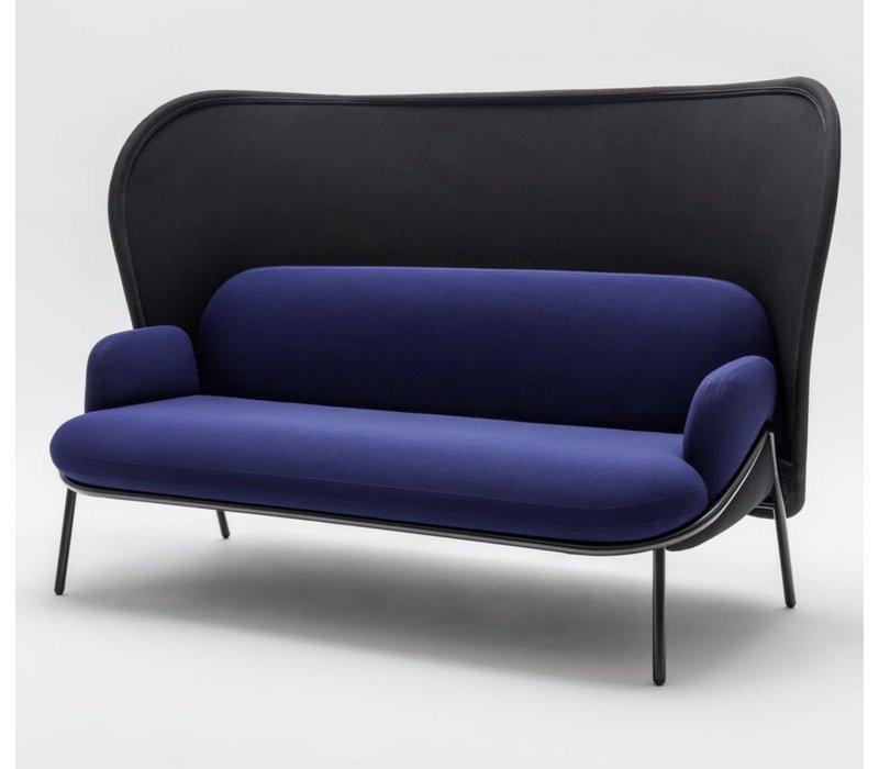 Mesh design sofa