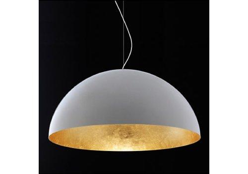 Oluce Sonora 490 OR hanglamp , Ø90cm
