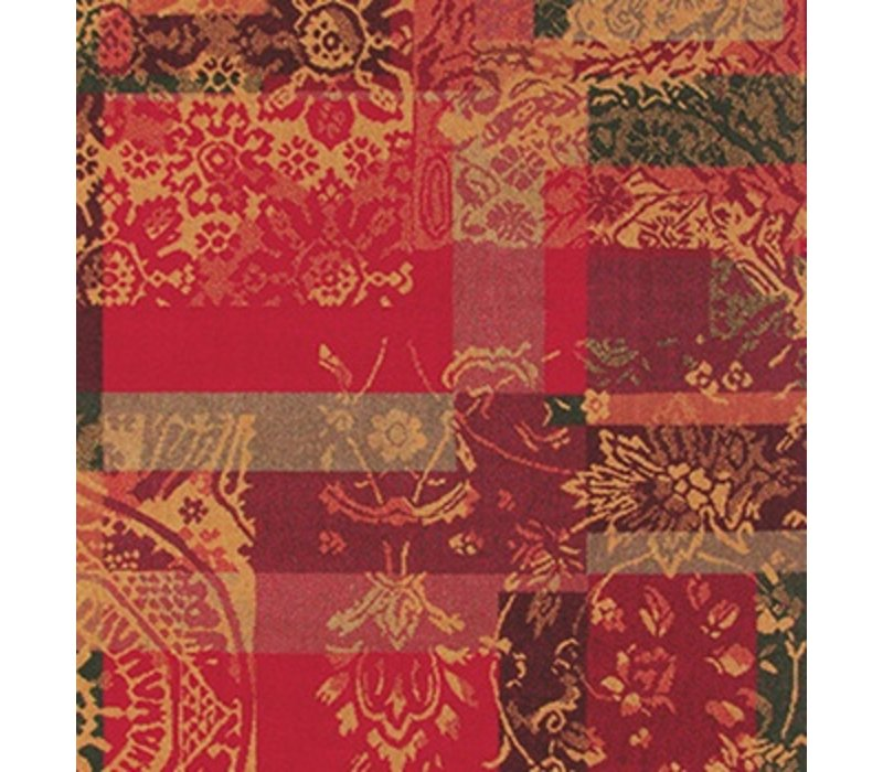 FUSION Balance tapijt - Rood
