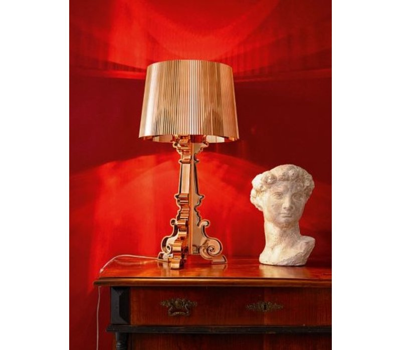 Bourgie lamp Goud