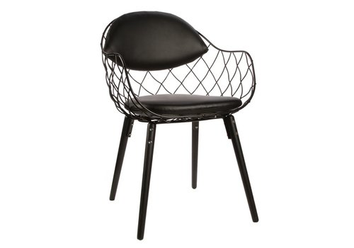 Magis Pina chair stoel stof of leder