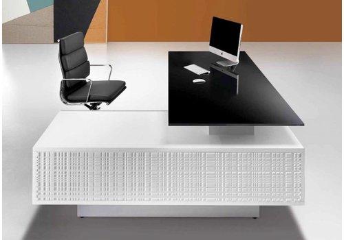 ULTOM Modi bureau avec meuble porteur