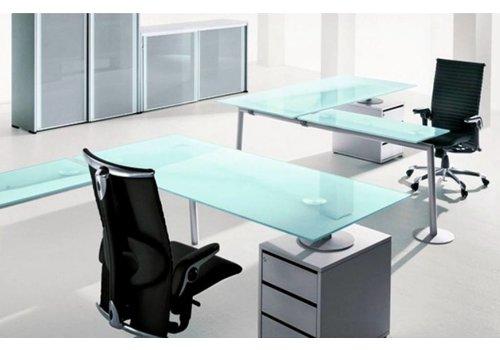 ULTOM Isotta rechthoekig bureau