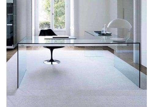 Gallotti & Radice Air desk bureau met aanbouw
