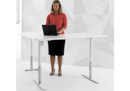 ConSet Tables assis/debout 3 pieds