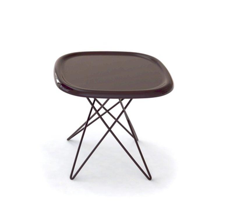 Pizza table bijzettafel