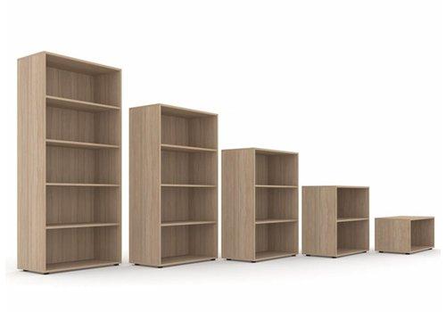 Narbutas Choice armoires de rangement ouvertes