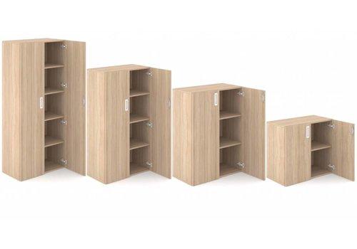 Narbutas Choice armoires avec des portes