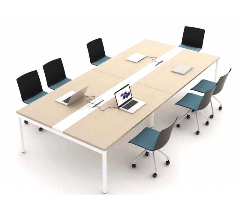 Ogi Y vergadertafel moduleerbaar