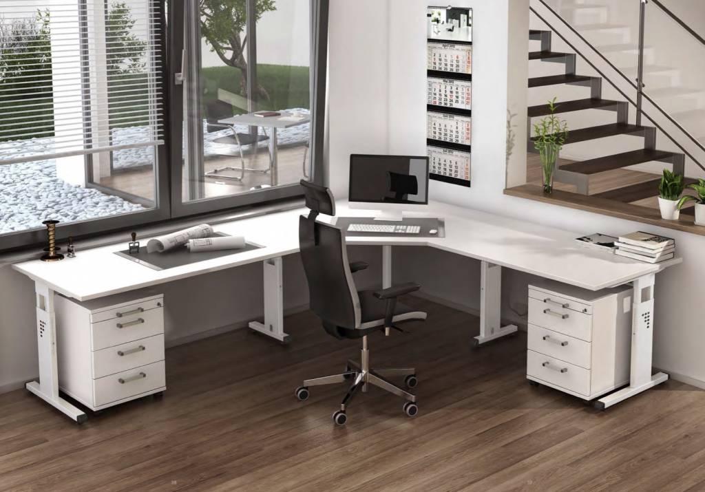 Achat bureau réglable en hauteur et en longueur brand new office