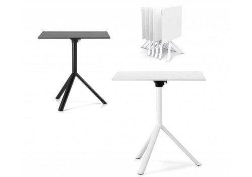 Plank Miura table - Square