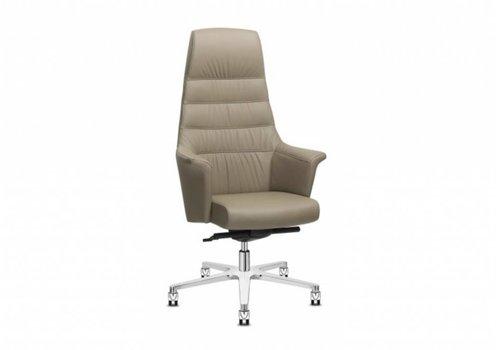 Sitland Of Course fauteuil de direction - cuir