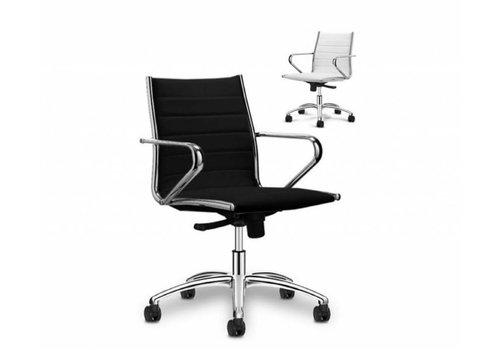 Sitland Classic Manager bureaustoel - leder