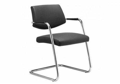 Sitland Paspartu chaise de réunion en cuir