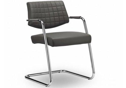 Sitland Paspartu Comfort chaise de réunion en cuir ou tissu