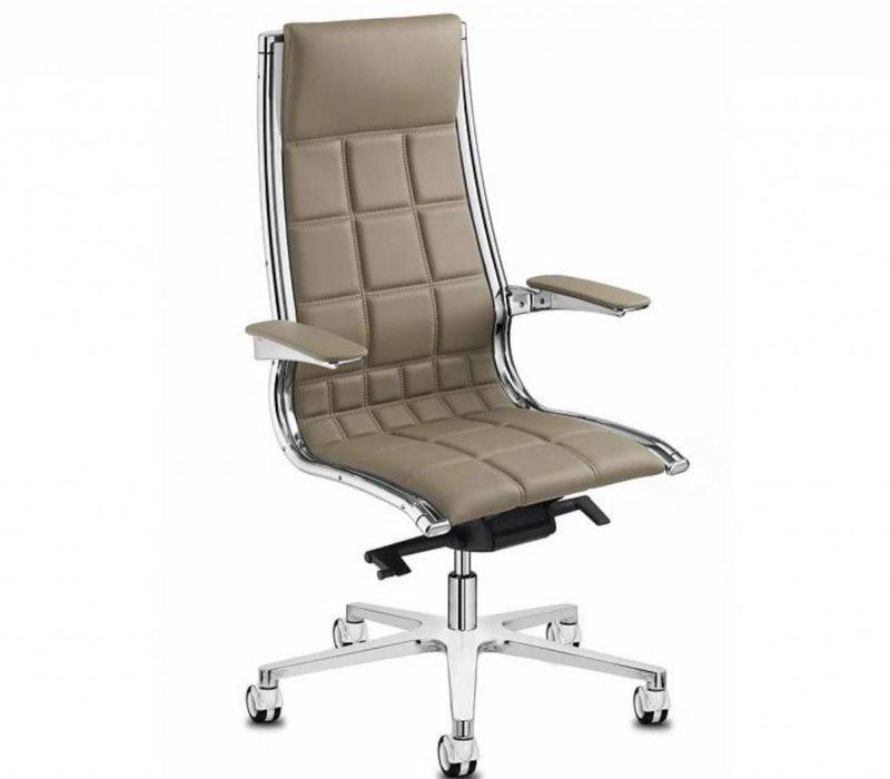 Directie Bureau Stoel.Sit On It Directie Bureaustoel Leder Brand New Office