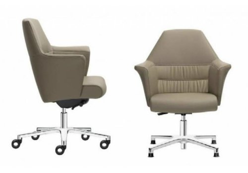 Sitland Of Course fauteuil réunion - cuir